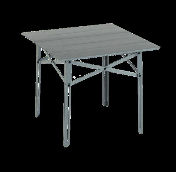 ツーリングテーブル/グレー OW-4035-GRY コンパクトに収納できる軽量テーブル